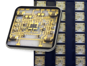 The open carrier switch driver built for an airborne sensor system